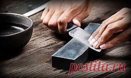 Как не надо точить нож или руководство по заточке для начинающих | Одержимые Ножами | Яндекс Дзен