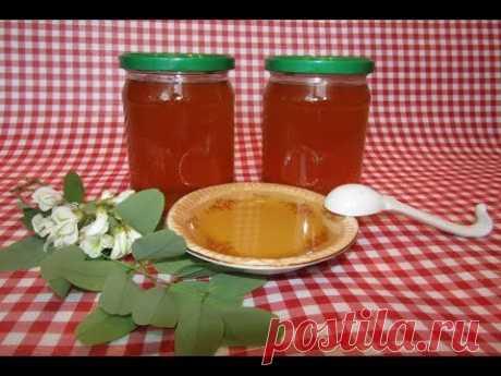 Варенье из цветков белой акации с лимоном (акациевый мёд) (+ВИДЕО) - Затейка.com.ua - рецепты вкусных десертов, уроки вязания схемы, народное прикладное творчество