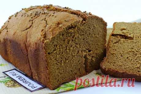 Бородинский хлеб в хлебопечке - пошаговый рецепт с фото