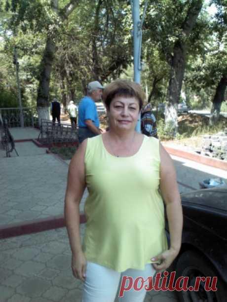 Ольга Блажнова