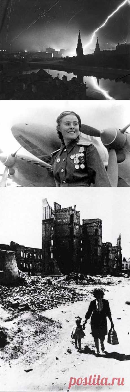 Фотографии Великой Отечественной Войны (137 фото) - Fishki.Net | Фишкина картинка