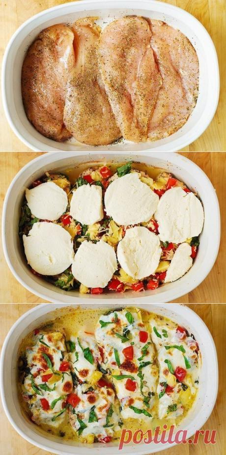 Жиросжигающий рецепт: сочная курочка для похудения | Похудение и стройная фигура | Яндекс Дзен