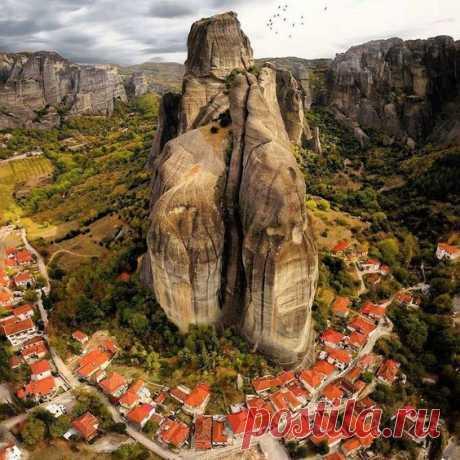 Meteora Kalampaka, Hellas