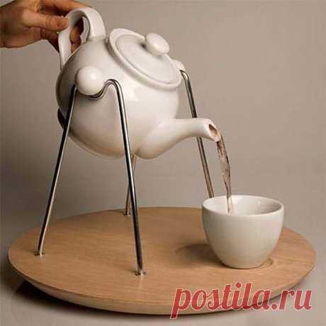 Хм...пора чай пить! :)