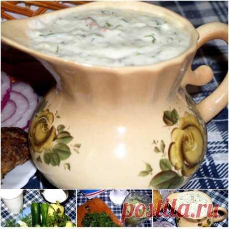 Соус «Бешамель» остренький с огурцом ⋆ Кулинарная страничка