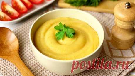 Картофельное пюре с овощами (и ещё один маленький секрет, который сделает картошку вкуснее) | Марусина Кухня | Яндекс Дзен