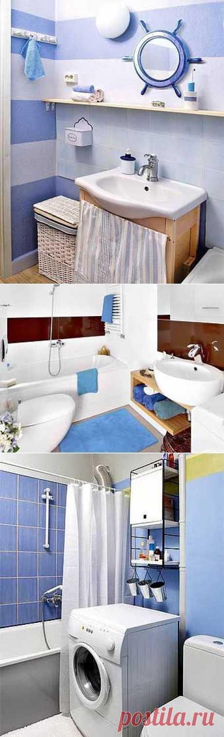 """5 ванных комнат, требующих ремонта, """"до"""" и """"после"""" несложного косметического ремонта. Эффективные идеи как освежить ванную быстро и недорого"""