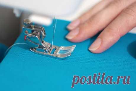 Как шить трикотаж на швейной машинке без оверлока. Мой опыт | Швейный уголок | Яндекс Дзен