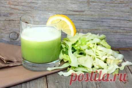 Напитки, которые помогут очистить организм | Polza-vred.su