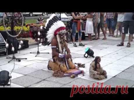 El ultimo Mohicano Alexandro Querevalu - YouTube