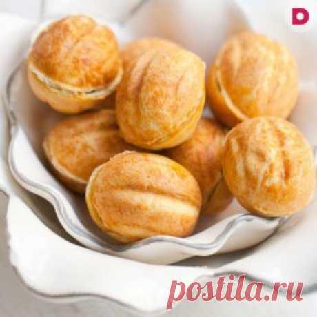 Как приготовить тесто для орешков - рецепт