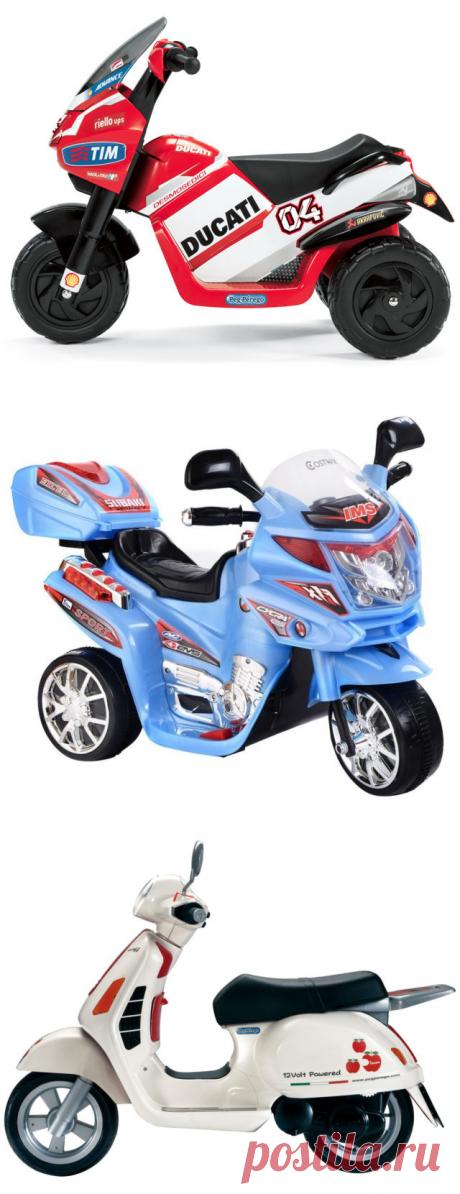 Детский скутер на бензине: приемущества и недостатки