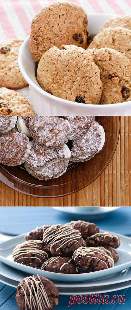 (+1) тема - Печенье диетическое рецепт | Диеты со всего света