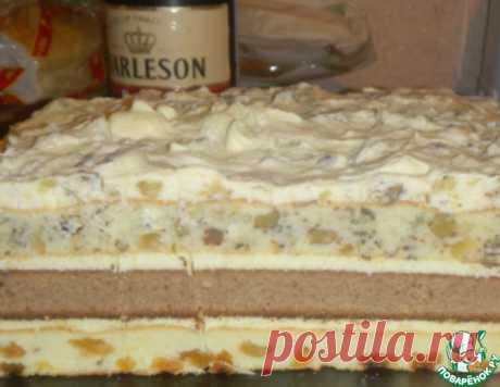 """Крем для торта """"Генерал"""" – кулинарный рецепт"""