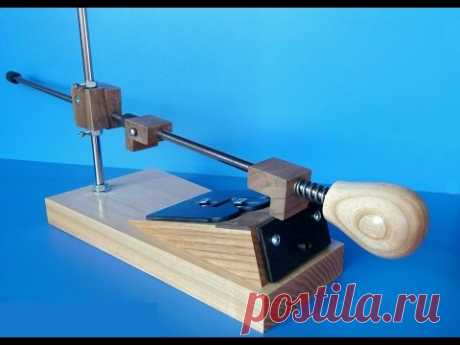 Точилка для ножей и др. реж. инструмента. Опция - магниты.