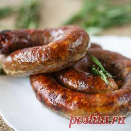 Пошаговое руководство по приготовлению домашних колбасок - МирТесен