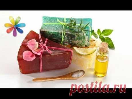 Cocemos el jabón antibacterial de los ingredientes naturales – Todo bude el bien. La salida 779 de 23.03.16