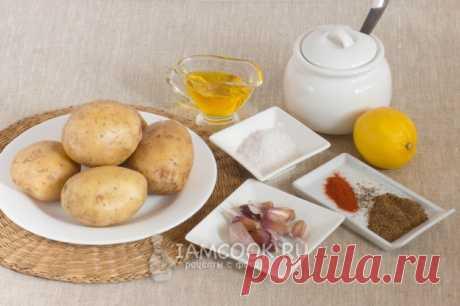 Картофель по-корейски — рецепт с фото пошагово