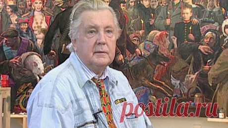 Ilya Glazunov. La biografía del pintor — los hechos Interesantes