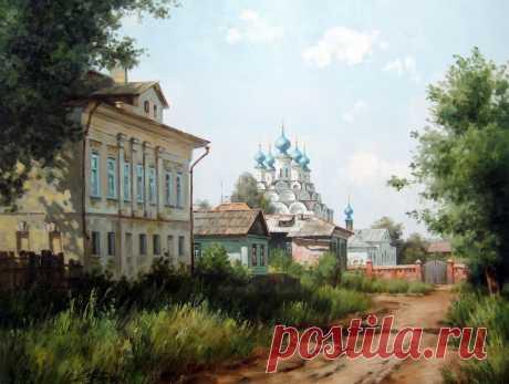 Купола, купола, купола... Часть 3. Художница Ивлева Ольга Владимировна.