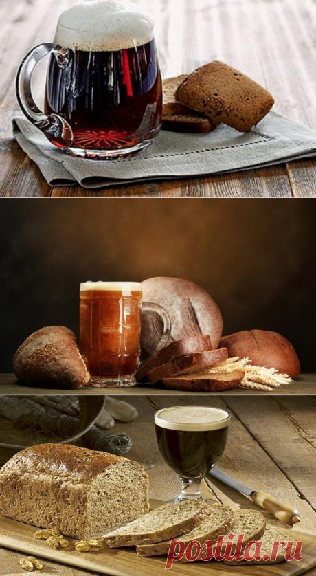 3 старинных рецепта домашнего кваса