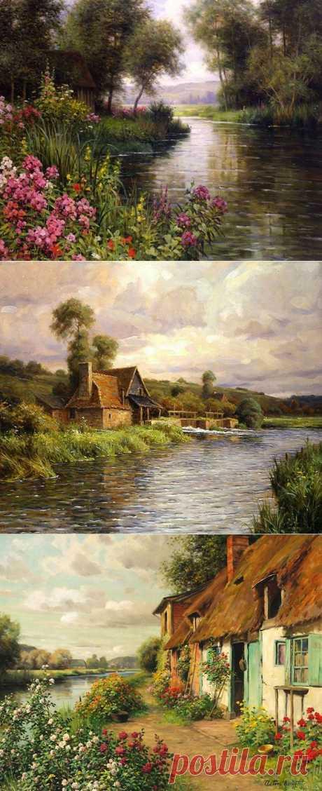 Тихая природа от Луис Астон Найт | Fresher -