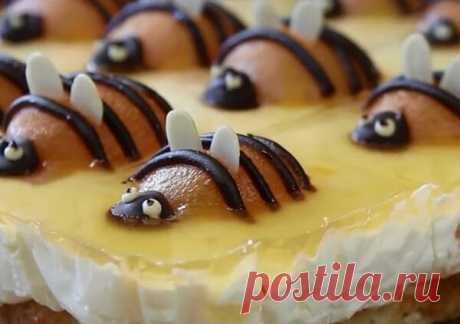 Десерт «Жужа»! Бесподобный вкус!
