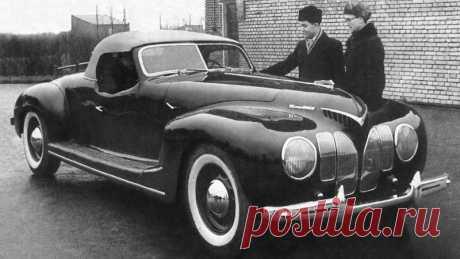 10 отечественных автомобилей, о существовании которых вы даже не догадывались • НОВОСТИ В ФОТОГРАФИЯХ