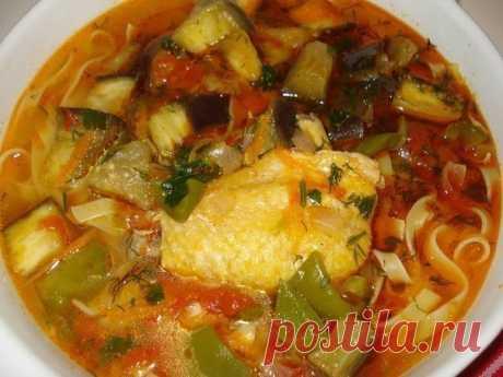 ТОП-7 вкусных и горячих первых блюд на каждый день