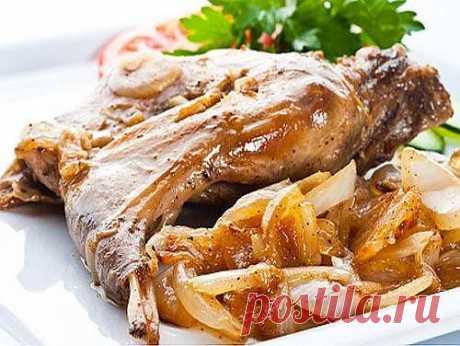 Жаркое из кролика: приготовить просто, кушать – вкусно! / Простые рецепты