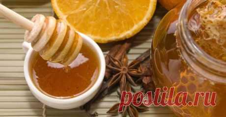 Применение корицы с медом. — Мегаздоров