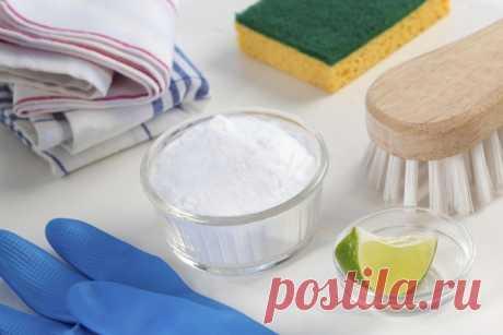 Пищевая сода в хозяйстве