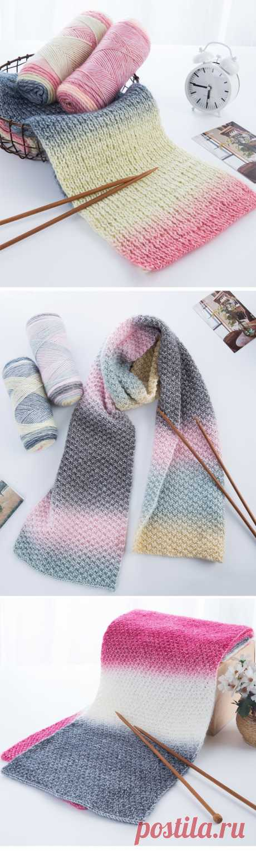 Радужная пряжа для выпечки 100 г/моток хлопчатобумажная пряжа для ручного вязания свитера кардигана мягкая теплая не скатывающаяся пряжа для рукоделия вязальная шаль|Пряжа| | АлиЭкспресс