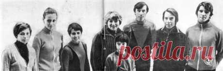 Татьяна Тарасова со своими учениками Кто есть Кто ?  Узнали ?