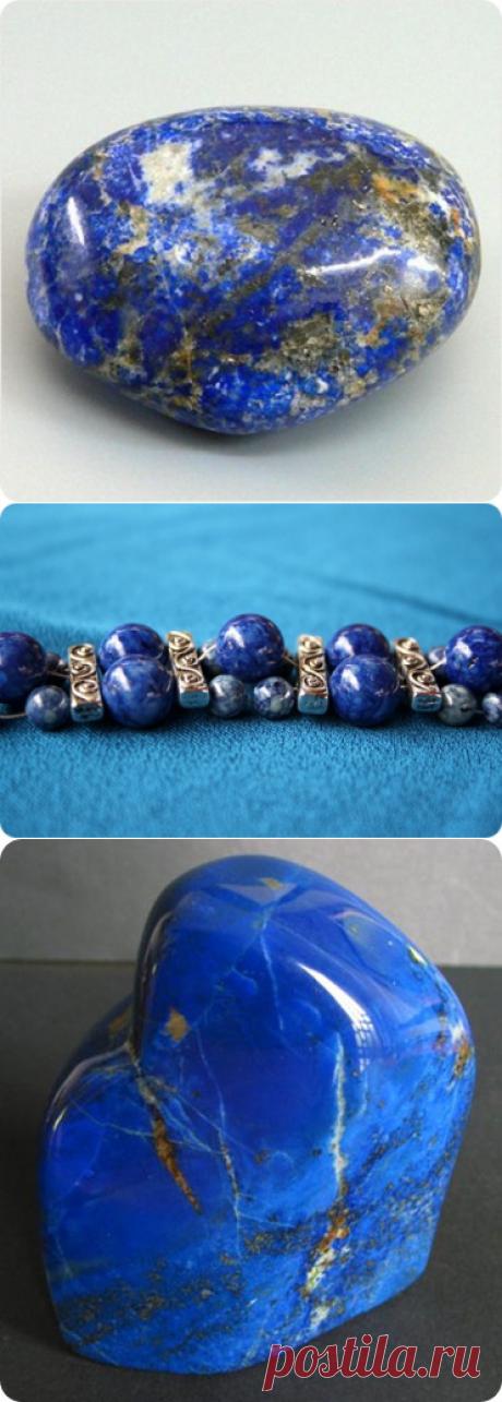 Лазурит камень – свойства лазурита или чем притягателен этот камень? | Женская книга