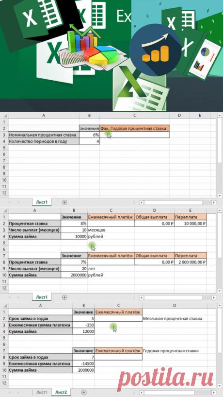 Excel с основ ║Часть 6║ | Ты ж программист! | Яндекс Дзен