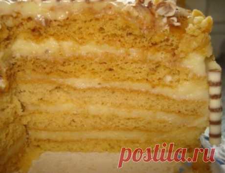 """Торт """"Пуховик"""""""