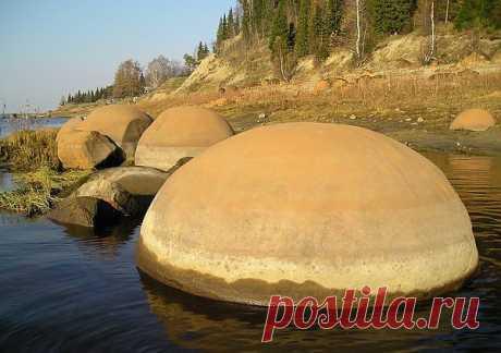 Загадочные сферолиты острова Чампа