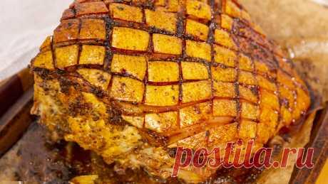 Вкуснее буженины. Мясо в духовке. Соус для свинины и интересное пюре. | Шеф-повар Василий Емельяненко | Яндекс Дзен