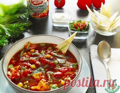"""Суп томатный """"Форте"""" – кулинарный рецепт"""