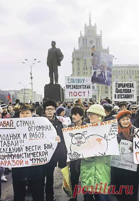 Неизвестный разговор русского философа Зиновьева с Ельциным: «Запад вам аплодирует за то, что разваливаете страну» | Я Русский