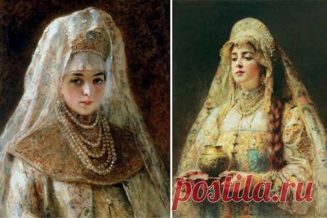 Как вышивали женские головные платки. Удивительные приемы, которыми пользовались мастерицы-златошвеи | Модная канитель | Яндекс Дзен