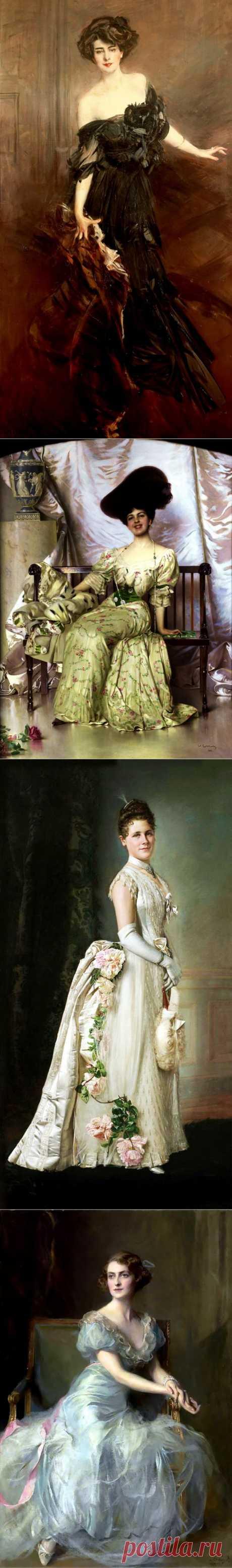 Женское портретное..