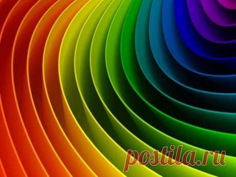 Психология цвета: как на нас воздействует цвет