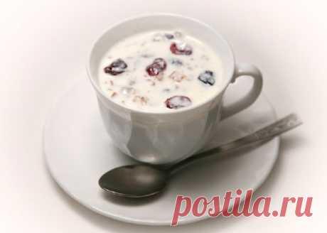 Эта смесь на завтрак поможет вам убрать свисающий живот без проблем!