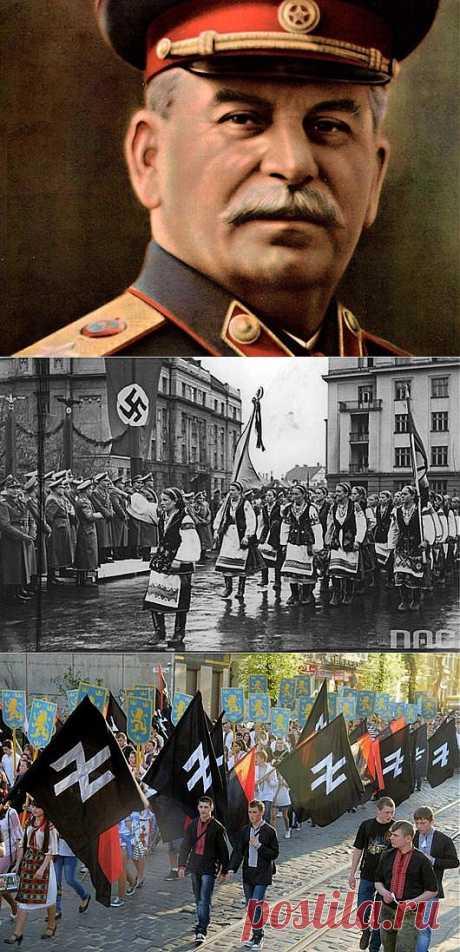 Сталин об украинском национализме / Назад в СССР / Back in USSR