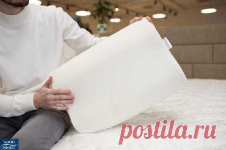 Купить ортопедическую подушку в Минске | Ортопедическая подушка с эффектом памяти, цена