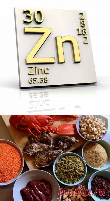 Zinc: High testosterone, a healthy prostate, nails without white spots