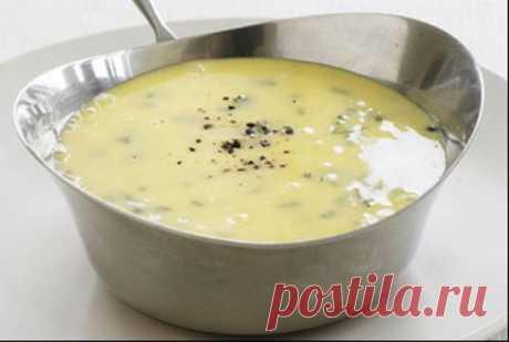 Беарнский соус. Этот соус украсит любое мясное или рыбное блюдо. Хорош он и с овощами.