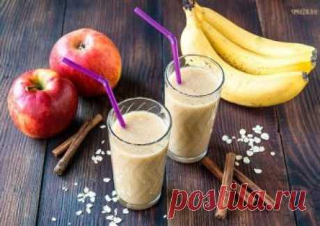 Смузи «Яблочный пирог» Автор рецепта Лана - Cookpad